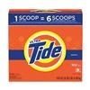 Tide PGC 85004 Powder Laundry Dtrgnt, 169 oz, Orgnl, PK 2