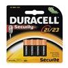 Duracell MN21B4 Battery, 21, Alkaline, 1.5V, PK4