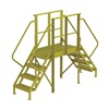 Tri-Arc 7CY95 CrossOver Ladder 4 Step 40 In Span, Perf