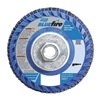 Norton 66623399136 Flap Disc, 4 1/2 In X, 36 Grit, 5/8-11, TY27