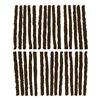Slime 20141 Brown Tire Repair Strings, 30 Pc.