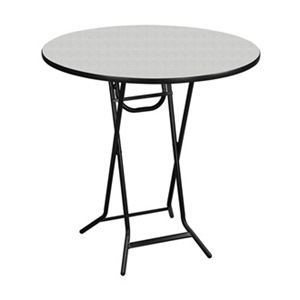 Midwest Folding Folding Table, Gray Glace, 42 In. at Sears.com
