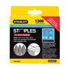 Stanley TRA709TCS Narrow Staple, 27/64, 9/16 In Leg, Pk 1500