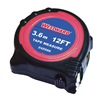 Westward 24Z086 Steel 12 ft. SAE Tape Measure