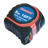 Westward 24Z091 Steel 16 ft. SAE/Metric Tape Measure