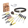 Klein Tools 80014 Electricians Tool Set, Journyman, 14-Piece