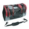 Westward 25F577 Gear Bag, Soft-Sided, Polyester, 4 Pockets