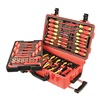 Wiha 32800 Insulated Master Electrician Set, 80 Pc