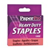 Paperpro ACI1913 Staples, Heavy Duty, 1/2 In. Leg, Pk 1000