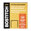 Stanley Bostitch BOSSB35121M Staples, Heavy Duty, 1/2 In. Leg, Pk 1000