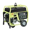 Pramac PD382MHI002-WK Portable Generator, Rated Watts4200, 270cc