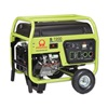 Pramac PD612MHBZ01-WK/B Portable Generator, Rated Watts6100, 389cc