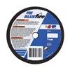 Norton 66252843250 Cut-Off Wheel, 12 D, 7/64 T, 1 Arbor