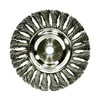 Weiler 8095 Dualife Knot Wire Wheel 6 X 5/8 Arbo, Pack of 10