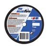 Norton 66252843254 Abrasive  Cut Wheel, 14 In D, 0.109 In T, 1 In AH