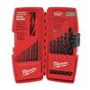 Milwaukee 48-89-2803 Drill Bit Sets, Blk Oxide, 15 Pc