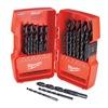 Milwaukee 48-89-2802 Drill Bit Sets, Blk Oxide, 29 Pc