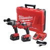 Milwaukee 2797-22 M18 FUEL Hmr Drill and Impact