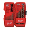 Milwaukee 48-89-0026 Drill Bit Sets, Cobalt, 14 Pc