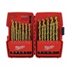 Milwaukee 48-89-0012 Drill Bit Sets, Titanium, 29 Pc