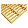 Fibergrate 878854 Fiberglass Grating, 36 x 60 In, Yellow, PK2