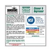 Simple Green 9500001085434 Secondary Labels, Secondary, PK 10