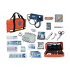 Emi 843 First Aid Kit, Briefcase Style, Orange