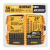 DEWALT DW1169 14Pc Pilot Drillbit Set