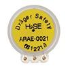 Draeger 4595460 Installed Sensor, Hydrogen Sulfide