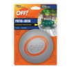 S C Johnson Wax 75204 Off Mosquito Coil
