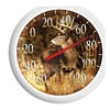 "Taylor 90007-22 13.25"" Deer Thermometer"