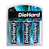Dorcy International 41-1141 DieHard 4PK D Battery