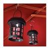 Smart Solar Inc 3782WRM2 2PK Hang Sol Lantern