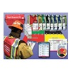 Dms DMS 05001 Rapid Response Kit, 8 Vests
