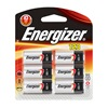 Energizer EL123BP-6 Ener6Pk 3V Lith Battery