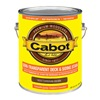 Cabot 16337-07 Gal Brn Tran Deck Stain, Pack of 4