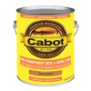 Cabot 16380-07 Gal Red Tran Deck Stain, Pack of 4