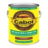 Cabot 17480-07 GAL RED Sol Deck Stain, Pack of 4