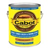 Cabot 19205-07 Gal Pac Red Deck Stain, Pack of 4