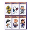 Product Works Llc 52301FLOOR60 6x10 LG Peanuts Clings, Pack of 60