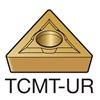 Sandvik Coromant TCMT 2(1.5)2-UR 1525 Ceramic Turning Insert, Triangle, TCMT, Pack of 10
