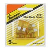 Cooper Bussmann BP-ATC-20-RP 5PK 20A YEL Auto Fuse, Pack of 5
