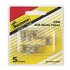 Cooper Bussmann BP-ATM-25-RP 5PK 25A CLR Auto Fuse, Pack of 5