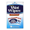 Personal Care Products Llc 92131-3 18CT Citrus Wet Wipes, Pack of 24