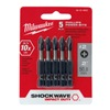 "Milwaukee 48-32-4602 5Pk 2"" #2 Phil Ins Bit"
