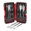 "Milwaukee 49-22-0175 8PC 6"" Spade Bit Kit"