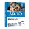 Sergeants Pet Care Prod 2362 Sent 4CT 15LB Flea/Tick