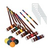 Franklin Sports Industry 50201 Intermediat Croquet Set