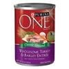 American Distribution & Mfg Co 12605 13OZ Turk/Barl Dog Food