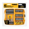 DEWALT DW2166 45Pc Screwdriving Set